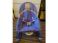 Fisher Price Baby to Toddler Calming Vibrations Rocker Chair