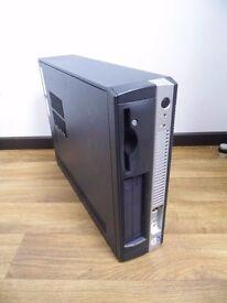 Budget Media Gaming Computer PC - Slim Line - Minecraft + Counterstrike * Gift
