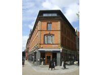 1 bed, well presented top floor corner apartment to rent