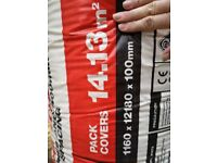 Wickes loft roll insulation 100mm thickness