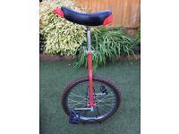 Childrens/junior unicycle