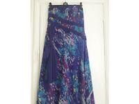 Long evening dress size 14