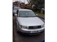 Sell or swap audi a4