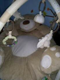 Mothercare teddy gym