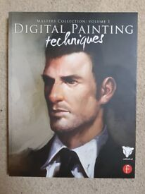 Digital Painting Techniques Master Collection volume 1 LIKE NEW