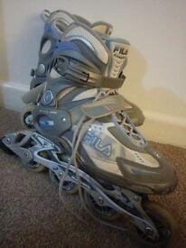 Roller skates for ladies