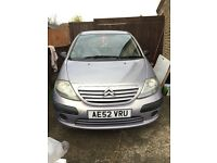 Citroen C3 LX manual for sale, cheap runs perfectly good condition