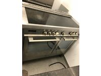 Used baumatic electric range commercial cooker with Stove