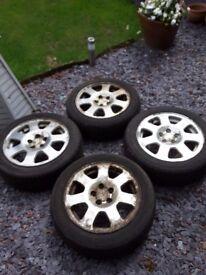 Audi A2 Alloy Wheels