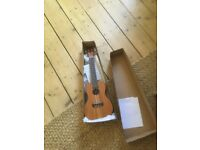 Laka Concert Ukulele with built in tuner for sale