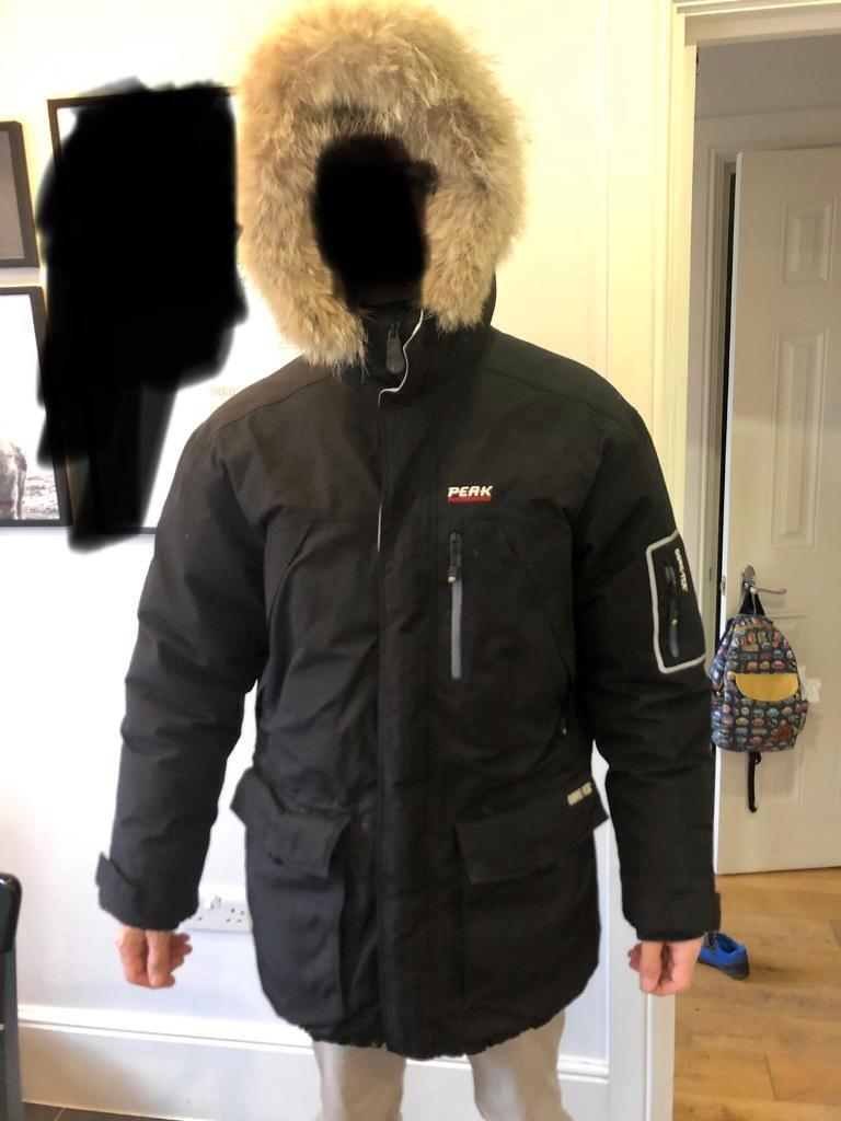 40cf90dae Peak Performance Gore-Tex Men's parka Jacket size M   in Epsom, Surrey    Gumtree