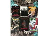 Batman / Daredevil / Sin City (The Black Mirror, Eternal, Born Again etc) Graphic Novel
