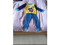 Fireman Sam Pyjamas Age 18 mths - 2 years