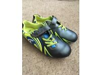 Kids football shoes
