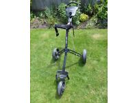 Series 5 Golf trolley for sale - used but good condition