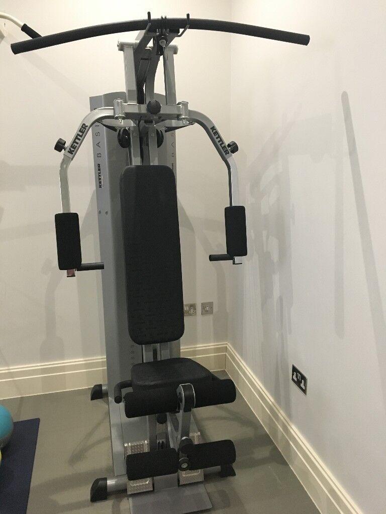 Kettler Basic Multi Gym Good Condition