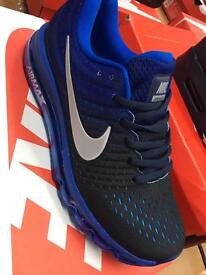 Men's Nike air max 2017 Navy (6-11)