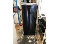 Swan Just fridge height is 140 cm and width is 50 cm