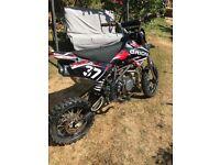 Orion 140cc pit bike