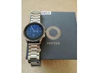 Vector Luna Smart Watch as new