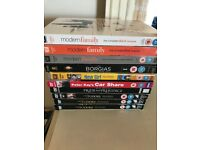 BULK DVD'S - TV SERIES - 10 BOX SETS - GREAT CONDITION