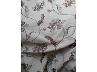 Pair Dunelm Curtains 90inches x 90 inches