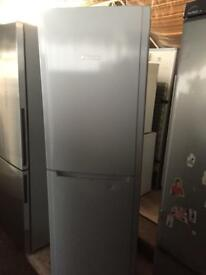 Hotpoint white good looking frost free A-class fridge freezer