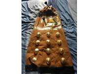 Doctor who Dalek Costume - Child Size