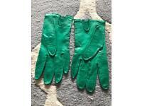 Ladies gloves LEATHER