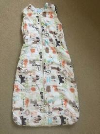 Baby sleeping bag, 18-36m, 2.5 tog