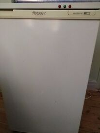Hotpoint small freezer 40 pounds only