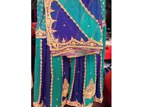 Lehnga & Dopata With Beautiful Zari Work