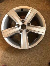 Alloy Wheel for Volkswagen Golf