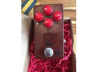 JHS Angry Charlie v2 Boxed distortion pedal. Marshall in a box