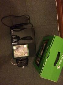 Xbox 1 500GB (with box)