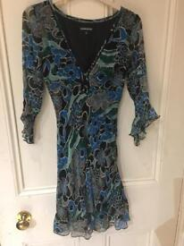 Beautiful Warehouse dress size 6