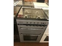 55CM SILVER LEISURE GAS COOKER