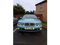 Rover 75 Diesel with Bmw Engine