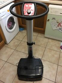 Used CONFIDENCE FITNESS VIBETONE MACHINE