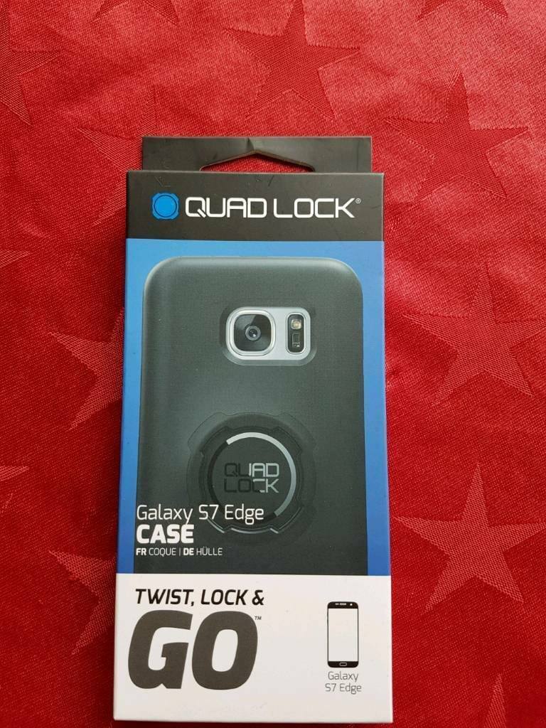 official photos 7f6c5 44396 Quad Lock Case For Samsung Galaxy s7 edge | in Paisley, Renfrewshire |  Gumtree