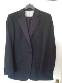 Mens Evening /Dinner Suit - Black