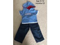 Junior J jeans and top set