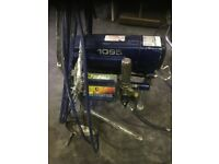 Graco Ultra Max 1095 Industrial Paint Pump on Wheels in Great Condition