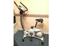 John Lewis Exercise Bike As New