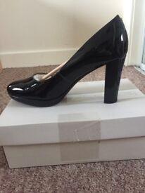 Clarks Kendra Sienna Platform Shoes