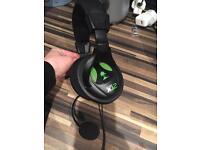 Turtle Beach X12 Xbox 360 headset