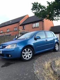 URGENT VW Golf 5 good condition