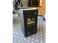The Godfather Trilogy VHS box set