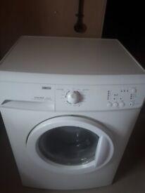 Zanusi washing machine