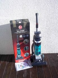 HOOVER GLOBE GL71GL01 UPRIGHT BAGLESS COMPACT SIZE VACUUM CLEANER, X-DEMO, BOXED